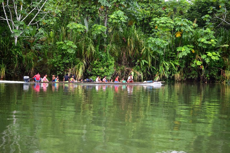 Bojayá, Chocó, proceso de paz
