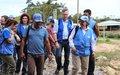 Voluntarios de las Naciones Unidas apoyan la construcción de paz en Colombia