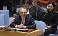 Declaración al Consejo de Seguridad de Jean Arnault,  Representante Especial del Secretario General y Jefe de la Misión de Verificación de las Naciones Unidas en Colombia.