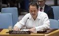 Declaración ante el Consejo de Seguridad de Carlos Ruiz Massieu, Representante Especial del Secretario General y Jefe de la Misión de Verificación de las Naciones Unidas en Colombia