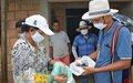 Tejiendo lazos: Un intercambio de experiencias unió a excombatientes de Caquetá y Putumayo