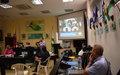Misión de Verificación participó en la Asamblea Departamental del Caquetá