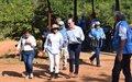 Secretaria Adjunta de la ONU finaliza su visita a Colombia