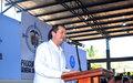 Declaración del Jefe de la Misión de Verificación de la ONU en Colombia, Carlos Ruiz Massieu en la Mesa por la Vida.