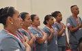 20 exguerrilleros se graduaron como técnicos en salud en Caquetá