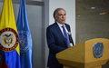Principales mensajes del Representante Especial del Secretario General de la ONU, Jean Arnault, en rueda de prensa.