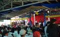 En Agua Bonita, Caquetá, se conmemoraron tres años de la firma del Acuerdo Final de Paz entre Gobierno y FARC