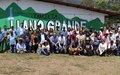 Familia Llano Grande dialogó con la Gobernación de Antioquia