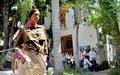 Pilar Castaño elogia primera colección de ropa lanzada por excombatientes de Farc en Valledupar