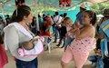 El Espacio Territorial de Capacitación y Reincorporación de Colinas en el Guaviare, recibió a 17 médicos especialistas que llevaron bienestar y esperanza a la comunidad