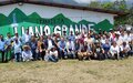 Llano Grande family meets the Antioquia Governor's office