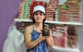 En Medellín, primer mercado de mujeres excombatientes de Farc