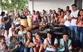 Son de paz, la escuela que quiere reconciliar a excombatientes y sus vecinos en el Cesar