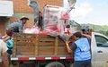 En Tuluá, excombatientes, víctimas y comunidad tostaron su primer café