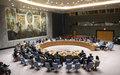 Comunicado de Prensa del Consejo de Seguridad sobre Colombia