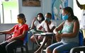En Tumaco, las mujeres dan ejemplo de perseverancia, compromiso y reconciliación