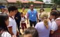 """""""La prevención como protección """", el principio que adoptó la comunidad de Filipinas, Arauca"""