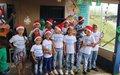 Un regalo de Navidad para Llano Grande, Dabeiba