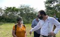 UN Verification Mission in Colombia inaugurates regional office in Cali
