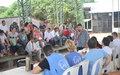 Comisión conjunta visita Playa Rica, Meta para renovar los compromisos y la esperanza