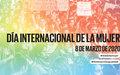 Declaración en el marco de la conmemoración del Día Internacional de la Mujer