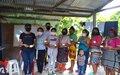 Mujeres indígenas y excombatientes en diálogos de reconciliación y empoderamiento