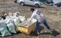 Excombatientes se 'pusieron la camiseta' por la reparación del río Atrato