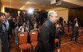 Declaración del Secretario General de Naciones Unidas, António Guterres en rueda de prensa al finalizar su visita oficial a Colombia.