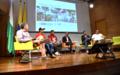 En Medellín se encontraron experiencias de turismo para la paz.