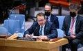 Declaraciones de Carlos Ruiz Massieu, Representante Especial del Secretario General y Jefe de la Misión de Verificación de la ONU en Colombia  Reunión del Consejo de Seguridad, 14 de octubre de 2021
