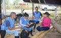 Una vez más, el municipio de Uribe da ejemplo de paz.