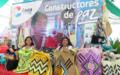 Excombatientes de las FARC-EP presentaron sus productos en ExpoCauca 2019